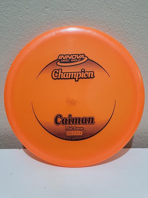Champion Caiman ~ 5.5, 2, 0, 4