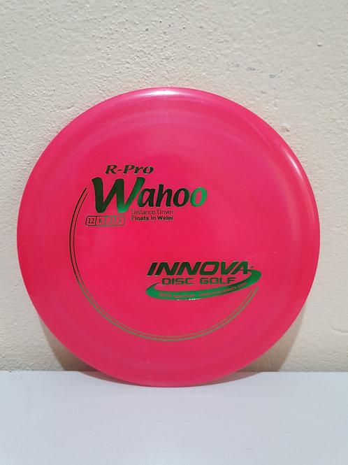 R-Pro Wahoo ~ 12, 6, -2, 2