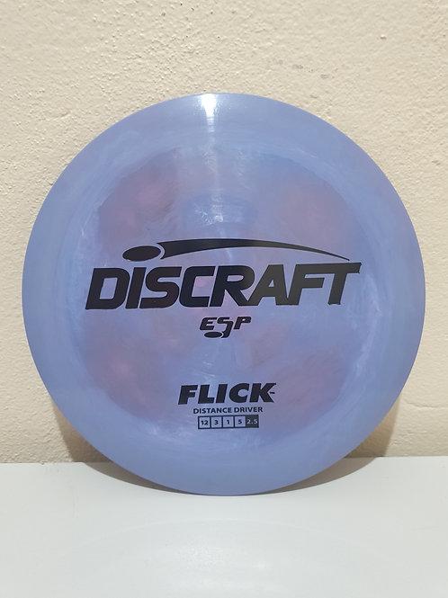 ESP Flick ~ 12, 3, 1, 5