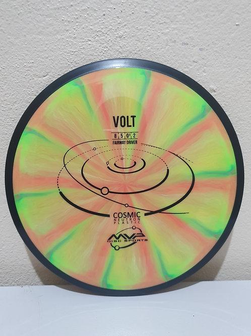 MVP Cosmic Neutron Volt ~ 8, 5, -0.5, 2