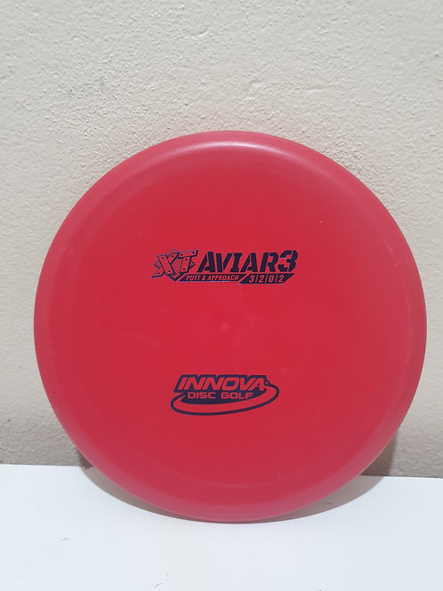 XT Aviar3 ~ 3, 2, 0, 2