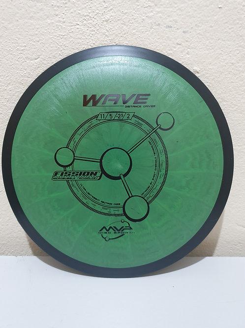 MVP Fission Wave ~ 11, 5, -2, 2