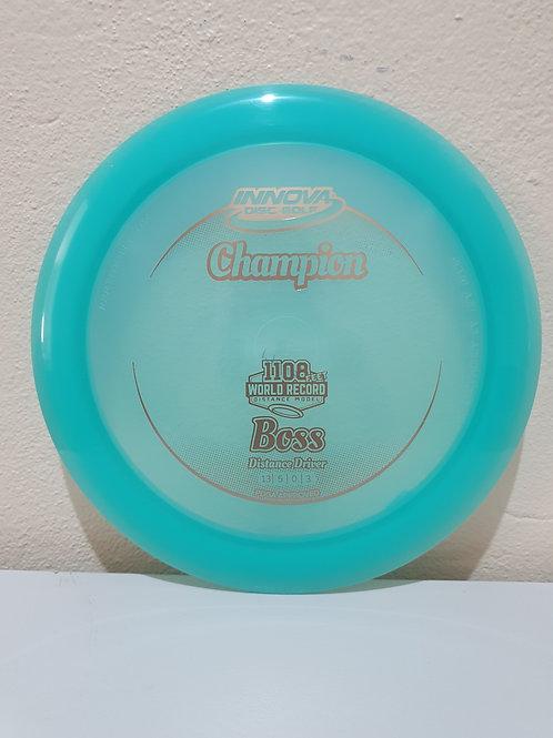 Champion Boss ~13, 5, 0, 3