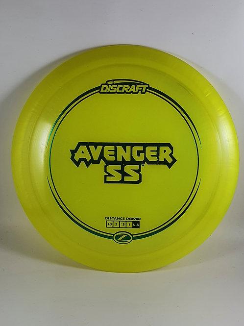 Z Avenger SS ~ 10, 5, -3, 1