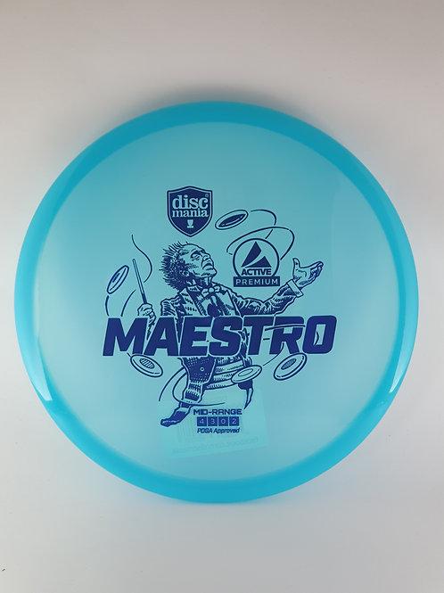 Active Premium Maestro ~ 4, 3, 0, 2