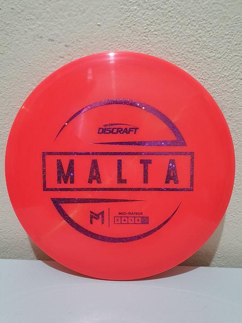 Paul McBeth Malta ~ 5, 4, 1, 3