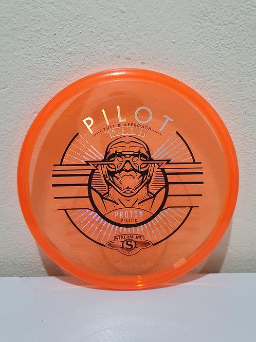 Streamline Pilot Proton ~ 2, 5, 0, 1