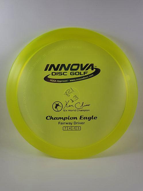 Champion Eagle ~ 7, 4, -1, 3