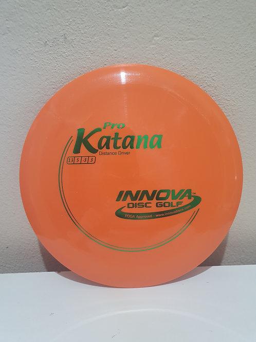 Pro Katana ~ 13, 5, -3, 3