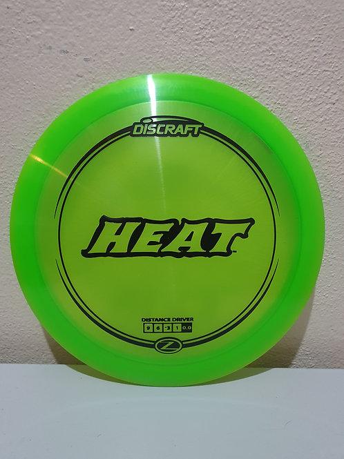 Z Heat ~ 9, 6, -3, 1