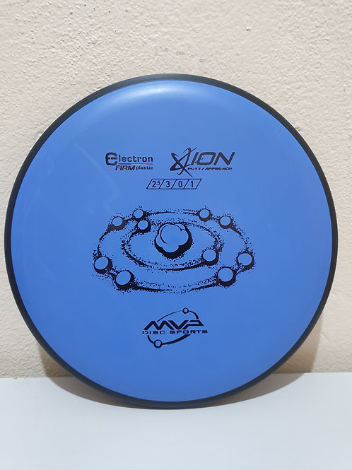 MVP Ion Electron (Firm) ~ 2.5, 3, 0, 1.5