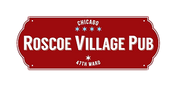 Roscoe Village Pub Logo
