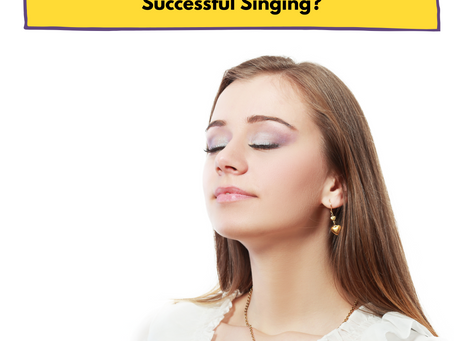 What Does Breathing Have to Do With Successful Singing?