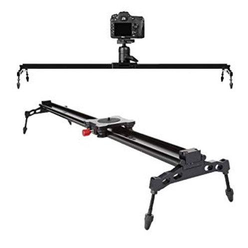 Slider deslizador de aluminio 80 cm para cámaras