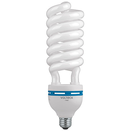 Lámpara ahorradora espiral Volteck 85W