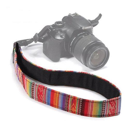 Correa decorativa para cámara fotográfica