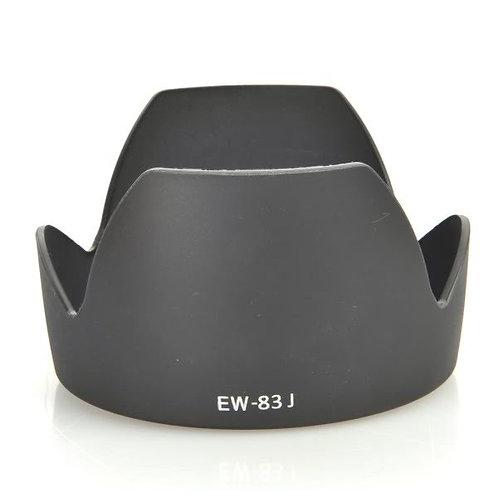 Parasol genérico EW 83J para lente Canon