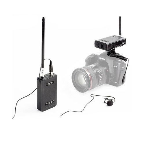 Micrófono lavalier Saramonic SRWM4C inalámbrico