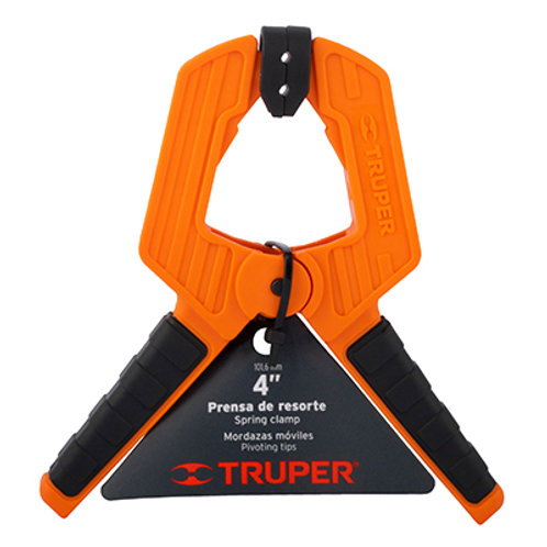 "Prensa de soporte Truper 4"" PRE-4"