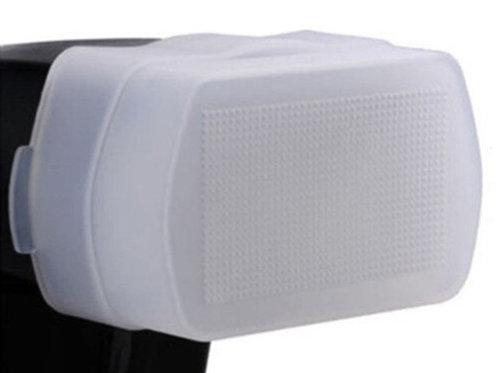 Difusor para flash Canon 580EX II