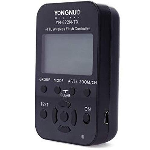 Control inálambrico para flashes Yongnuo YN622 TXN Nikon