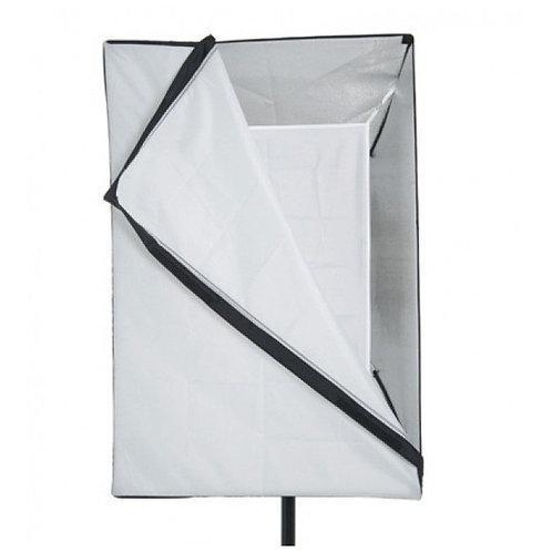 Softbox 60x90 cm para bowens