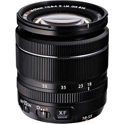 Lente Fujifilm-Fujinon 18-55mm F2.8-4