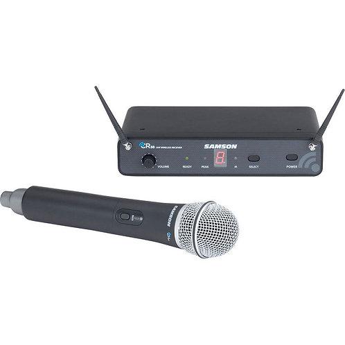 Seminuevo Micrófono de mano inalámbrico Samson Concert88 UHF Wireless