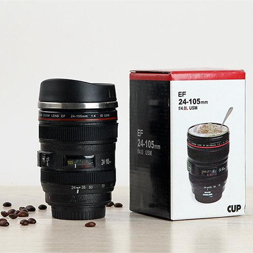 Termo tipo lente 24-105mm tapa con boquilla