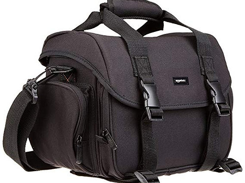 Maleta / mochila Amazonbasics para Cámara DSLR y tripie