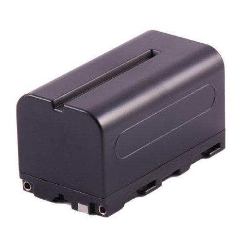 Batería genérica NP F750/770 para lámpara de leds