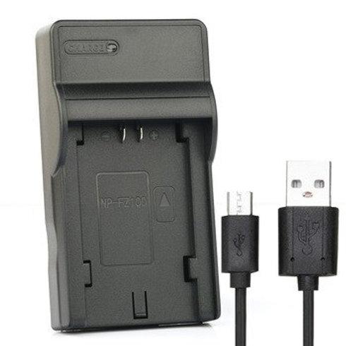 Cargador USB genérico NPF 550/750/970