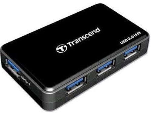 Multiplicador SEMINUEVO de puertos USB 3.0 HUB Transcend
