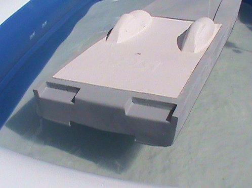 AR80 2 TWIN INBOARD GAS MOTORS RTR