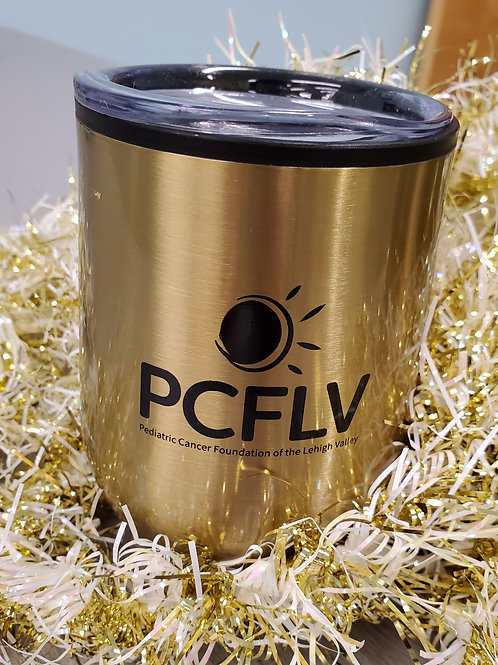 PCFLV Metal Wine Glass with Lid