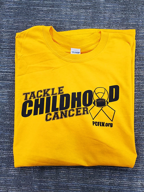 Tackle Childhood Cancer T-shirt