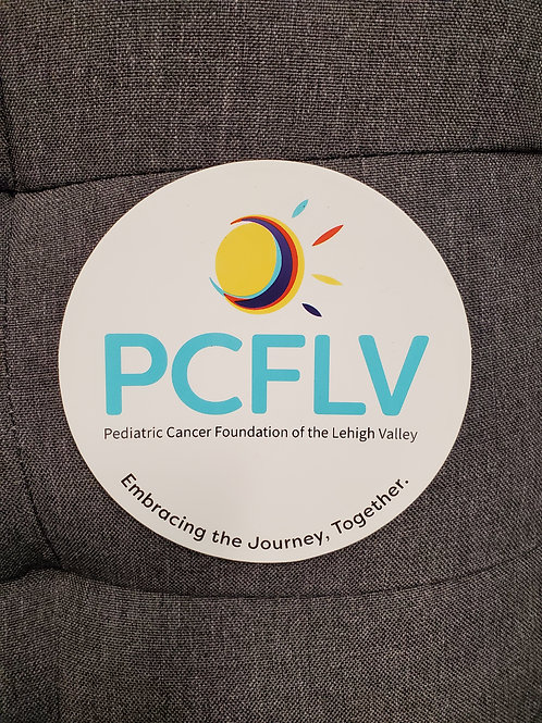 PCFLV Window Cling