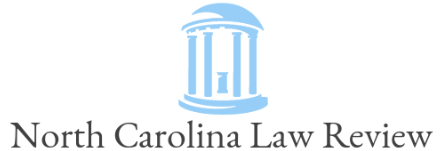 Engstrom to Publish in North Carolina Law Review