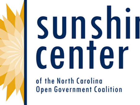 Engstrom Wins 2017 Sunshine Award for Advocacy
