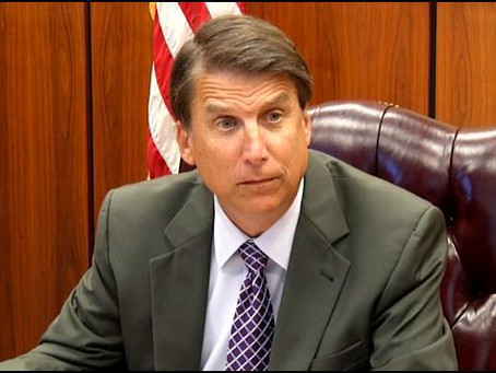 US Department of Justice Threatens McCrory Administration Over HB2