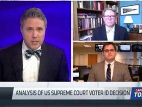 Engstrom Discusses SCOTUS Decision with Spectrum News