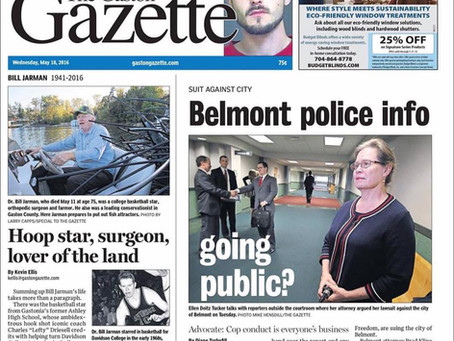 Judge to Review Belmont Police Investigation Following CLF Arguments
