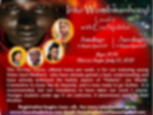 INTO WOMBMANHOOD LV 2 SUMMER 2020 SESSIO