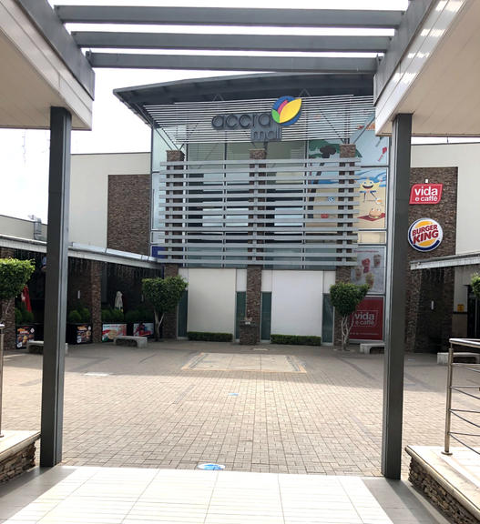 Courtyard at Accra Mall