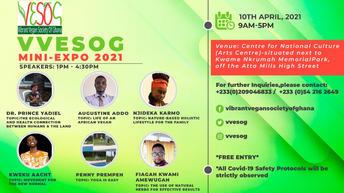 Vibrant Vegan Society of Ghana Expo