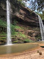 Beautiful Boti Falls