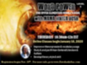 WORD POWER LV 2 ELEM.MID WINTER 2020 FLY