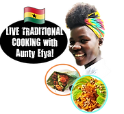 TRADITIONAL COOKING WITH AUNTY EFYA PHOT