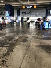 Waiting for Arrivals at Kotoka Airport