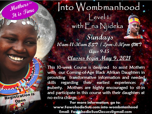 INTO WOMBMANHOOD LV 1 MAY 2021 FLYER MOT